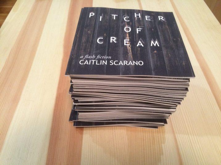 Pitcher of Cream 1