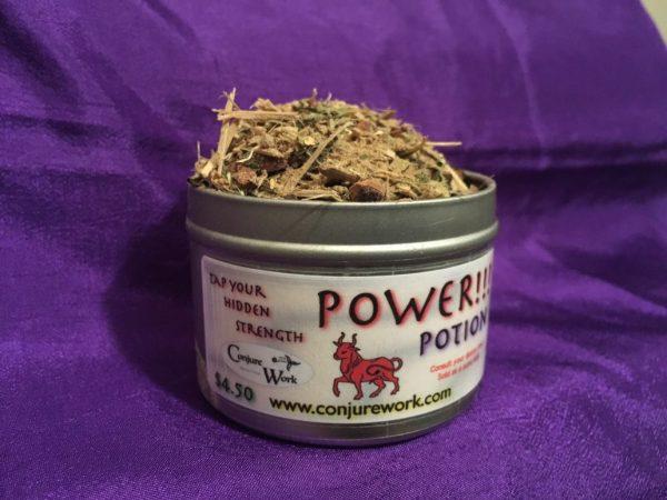 POWER! Potion