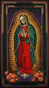 Thank you, Santa Muerte - Conjure Work