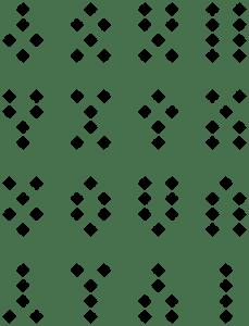 Geomantic Glyphs