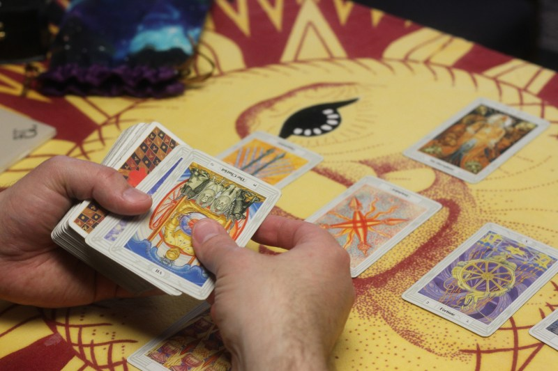 Tarot Reading by Magus, Home; Conjure Work