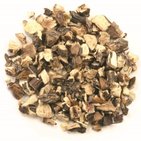 Comfrey Root and Comfrey Root Powder, Symphytum officinale, magick and sorcery supplies by Magus (Kevin Trent Boswell) at Conjure Work