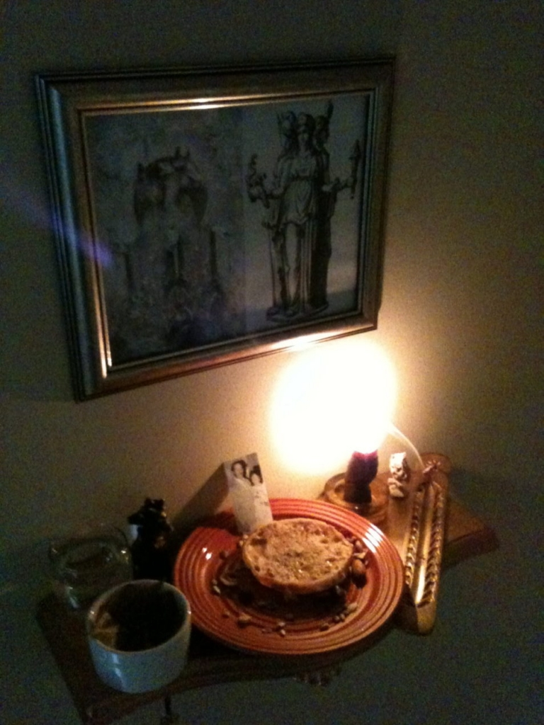 small light, Hekate, Hecate, Conjure Work