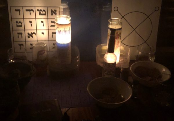 Jupiter Talisman Consecration, Jupiter in Sagittarius, Luna conjunct, Ceremonial Magick, Conjure Work