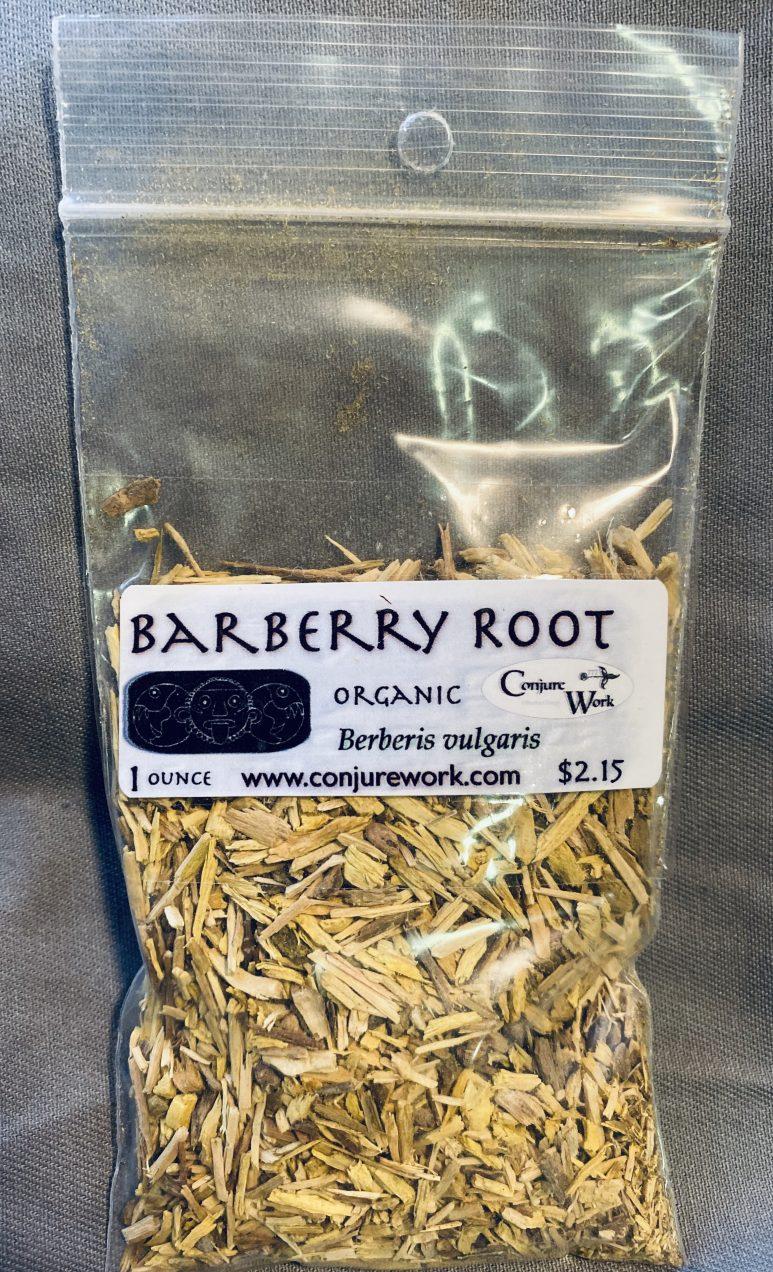 Barberry Root, Berberis vulgaris, sorcery, Conjure Work, herbs, magick, Golden Dawn, Solomonic, Wicca, astrology