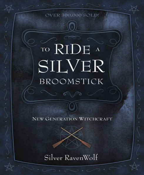 To Ride A Silver Broomstick, by Silver Ravenwolf; Summon. Scry. Spin, spiral, and sweep