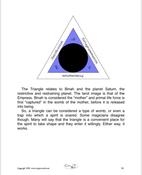 The Nascent Magician, ritual magic course, by Magus; witchcraft, sorcery, evocation, invocation, hoodoo