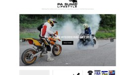 New Project: PA SUMO Lifestyle