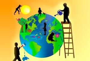 economia bien comun - Ecosistemas de transformación social y la complicidad de la ilusión.