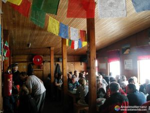 Antiguo Refugio Gouter - Mont Blanc - Chamonix