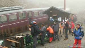 Tren Cremallera Nido del Aguila - Chamonix
