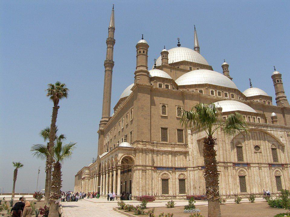 Mezcquita de Mohamed Ali - El Cairo, Egipto