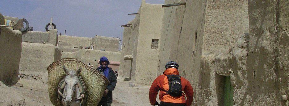 Marruecos en Bici