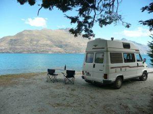 Van - Nueva Zelanda
