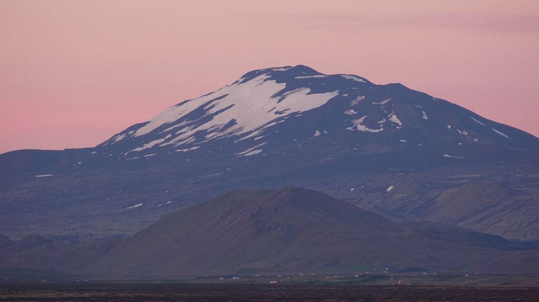 Volcán Hekla - Islandia