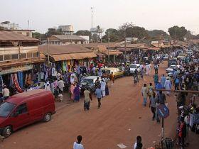 Mercado de Serekunda - Gambia