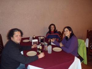 Adaptando nuestros paladares a la comida mexicana con Viky y Miguel