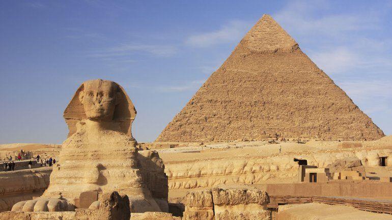 Piramide Guiza - Egipto
