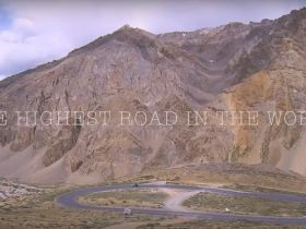 Higest Road in the World