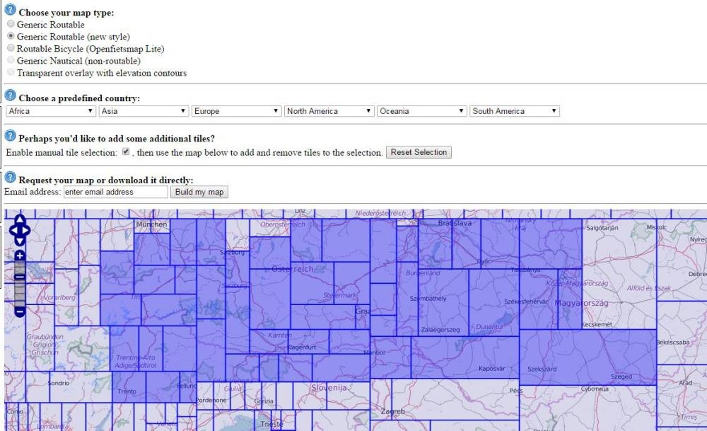 Cómo Usar Garmin OSM para generar mapas