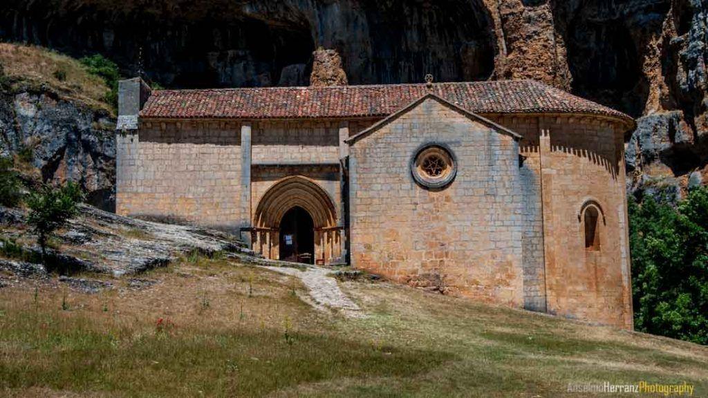 Ermita de San Bartolomé - Río Lobos - Soria