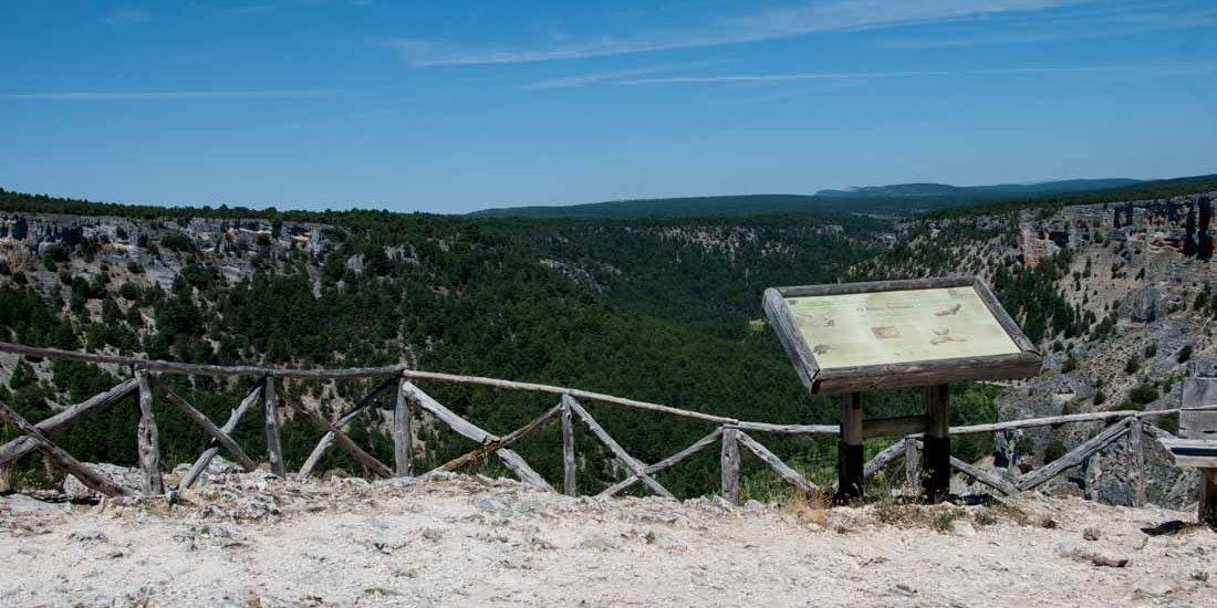 Mirador de la Galiana - Ucero - Soria
