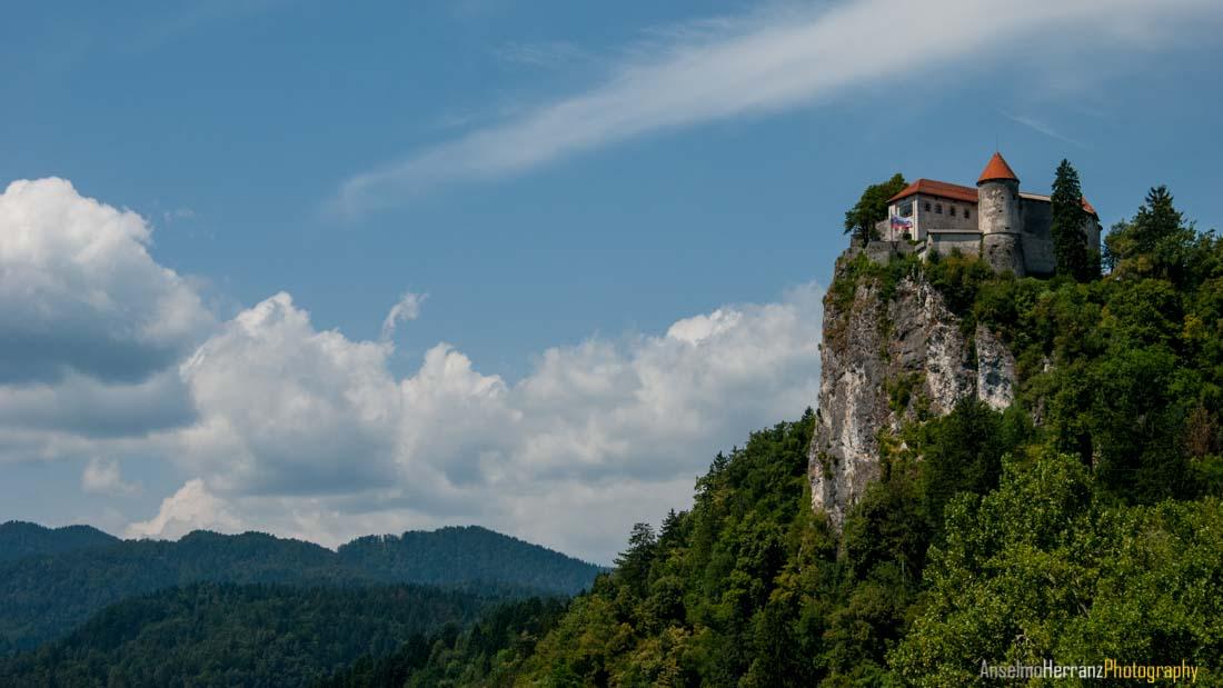 Castillo de Bled - Eslovenia