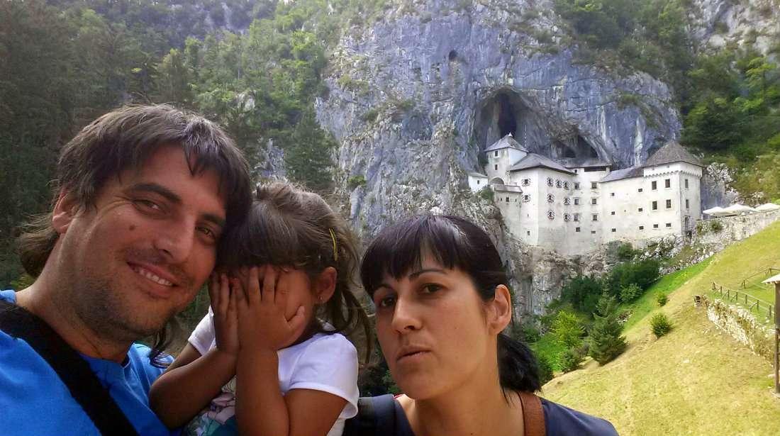 Castillo de Predjama - Eslovenia