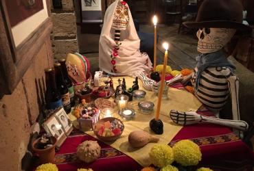 Altar de Muertos | Ofrenda de Muertos - México D.F.