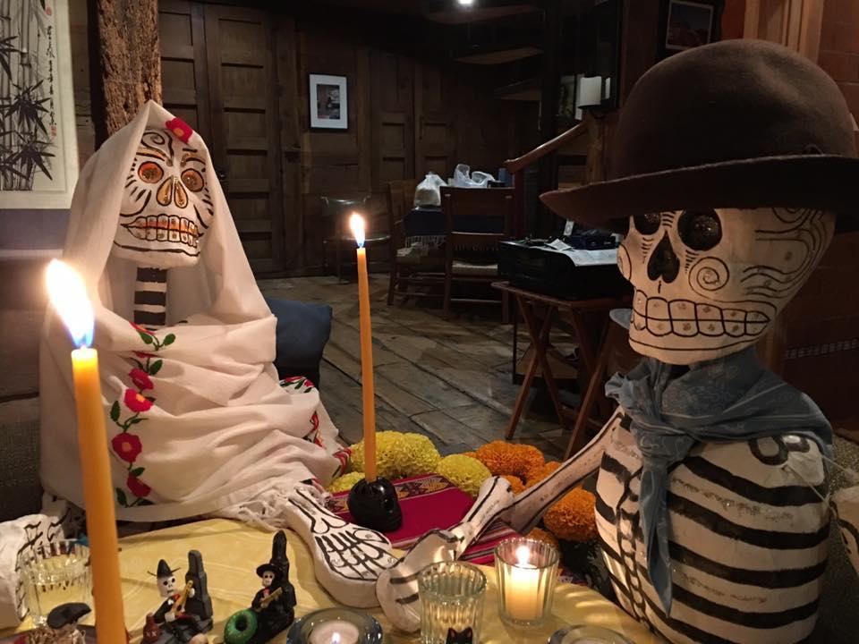 Altar de Muertos / Ofrenda de muertos - México DF