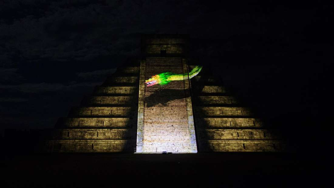Noches de Kukulkán - Chichen Itzá