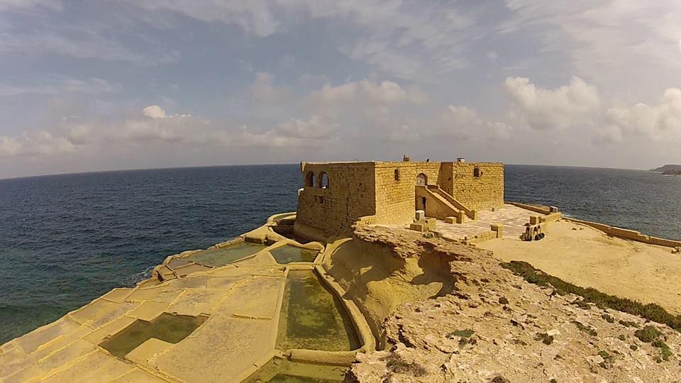 Qolla l-Bajda - Isla de Gozo - Malta