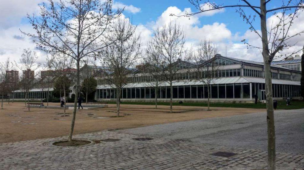 Palacio de Cristal - Arganzuela - Madrid