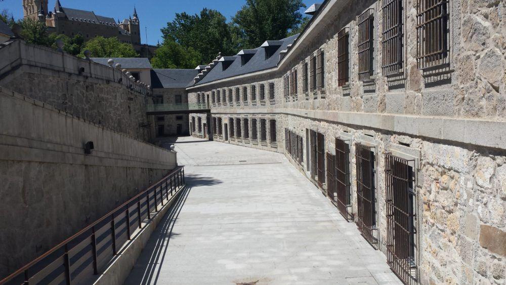 Casa de la Moneda de Segovia