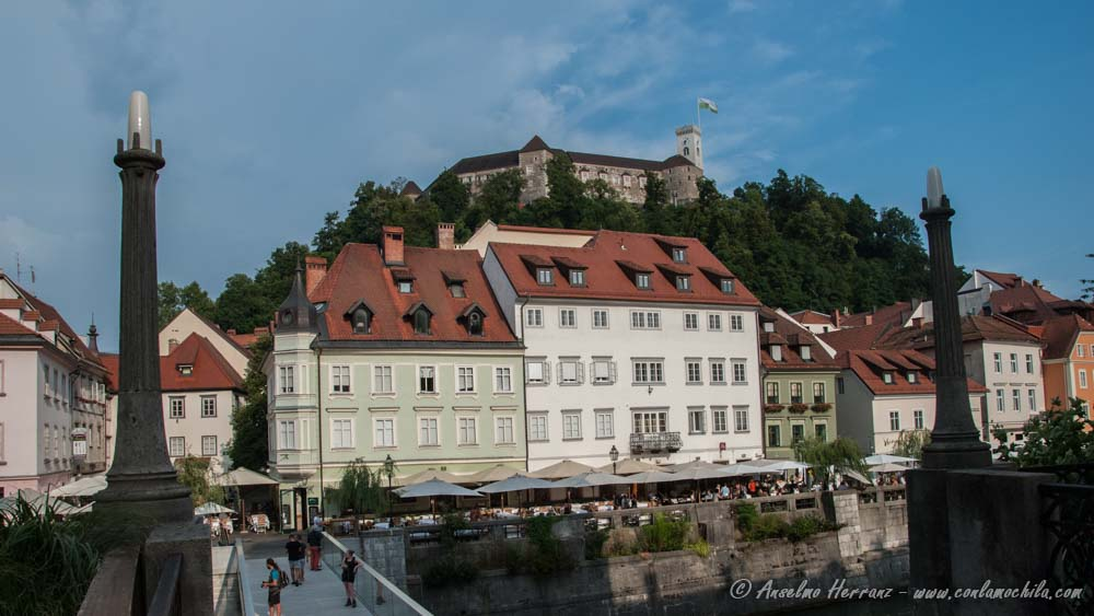 Castillo de Ljubljana - Eslovenia