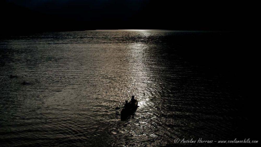 Atardecer en el lago Bohinj - Bohinj