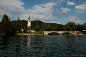 Lago Bohinj - Eslovenia