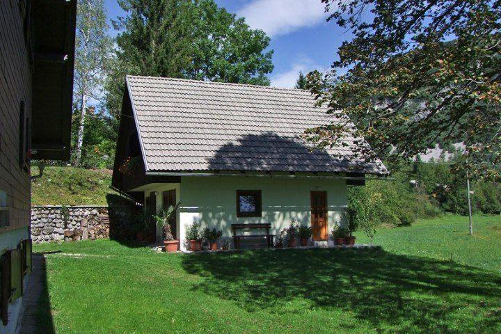 Nuestro alojamiento en Bohinj - Alpes Julianos - Eslovenia