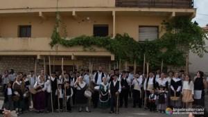 Gancheros Posando Para La Foto - Taravilla - Guadalajara