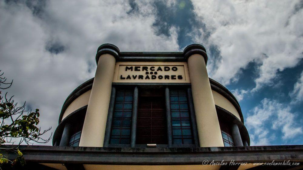 Mercado Dos Lavradores - Funchal, Madeira