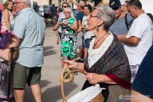 Ofreciendo Rosquillas y Aguardiente - Taravilla - Gancheros Alto Tajo
