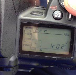 Esperanza de vida de una cámara DSLR