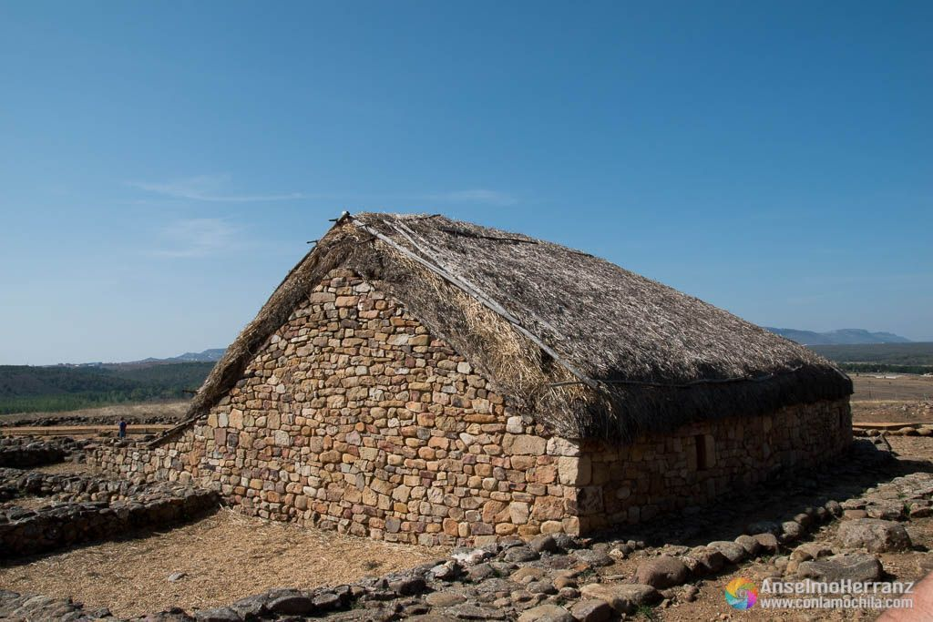 Casa Numantina - Numancia - Soria