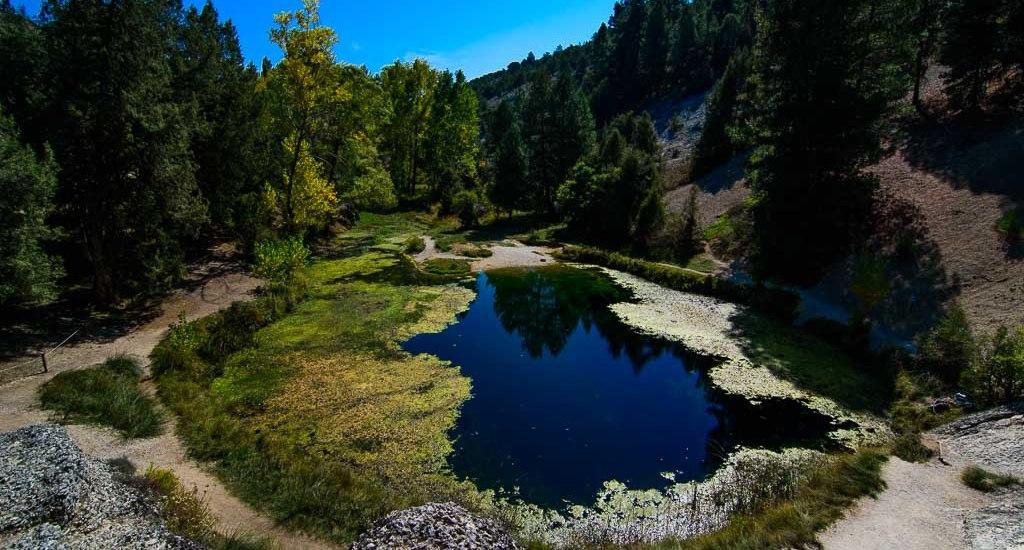 Monumento Natural de La Fuentona - Soria