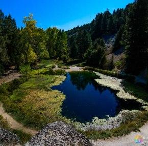 Una visita al Monumento Natural de La Fuentona – Soria