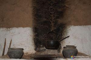 Lumbre de una Casa en Numancia