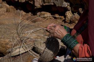 Haciendo Cestos en Numancia