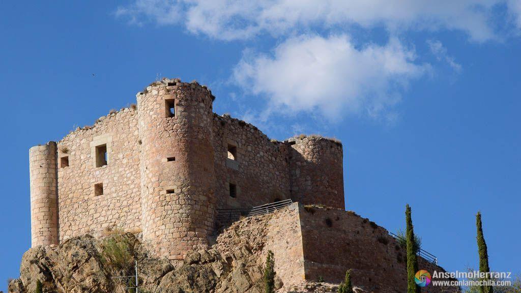Castillo de Huelma - Jaén - Sierra Mágina