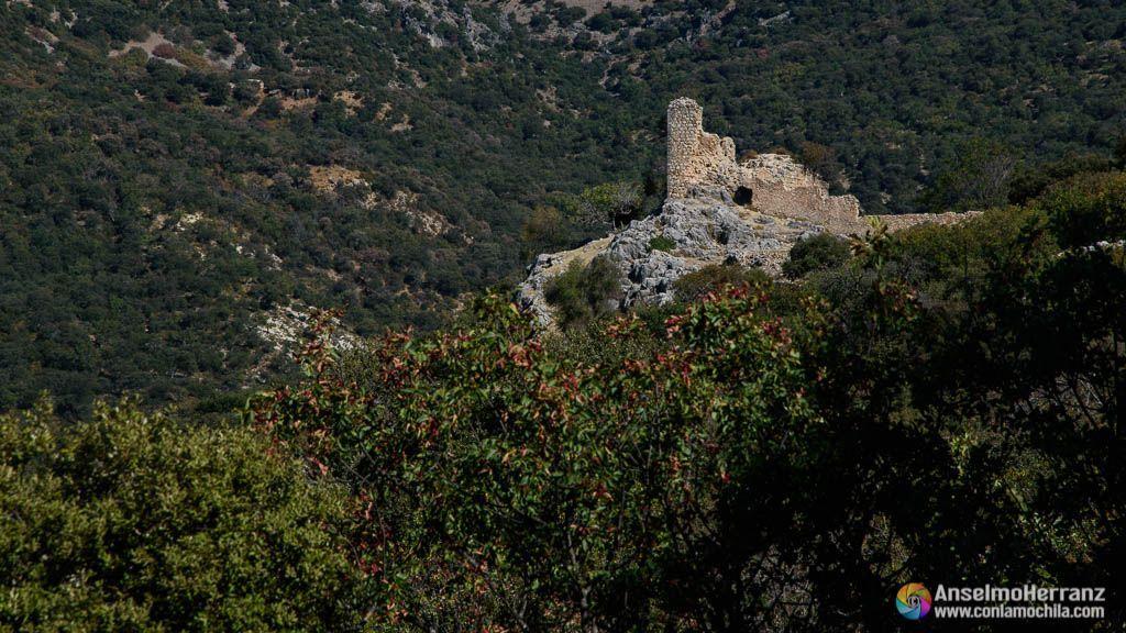Castillo de Mata Bejid - Sierra Mágina