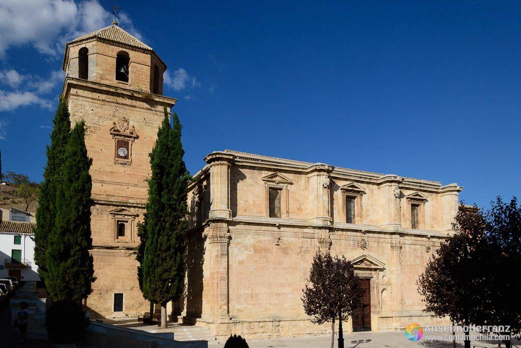 Iglesia de la Inmaculada Concepcion de Huelma - Jaén
